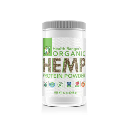 Organic Hemp Protein Powder - 13oz 369g