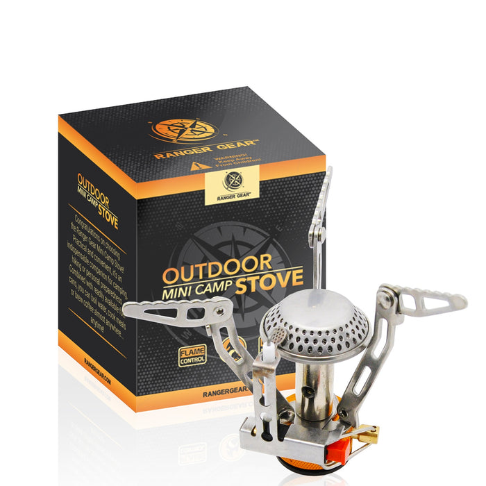 Ranger Gear Outdoor Mini Camp Stove