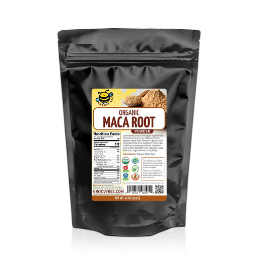Organic Maca Root Powder 16oz (453g)