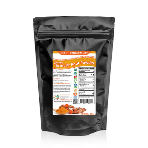 Organic Turmeric Root Powder 14oz (396g)