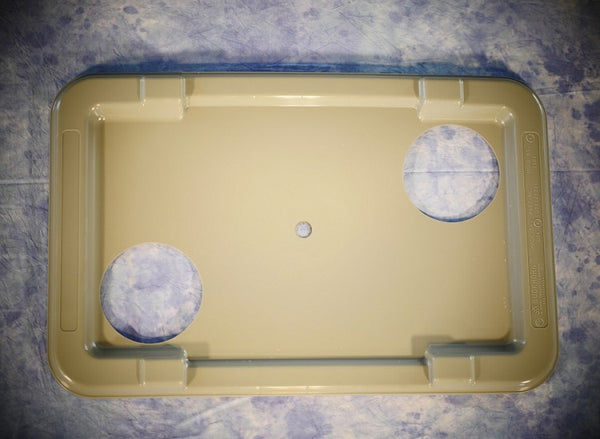 Grow Box Lid 2.0 with 2 Holes