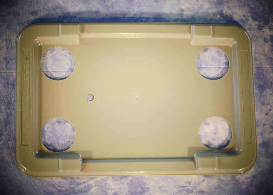 Grow Box Lid 2.0 with 4 Holes