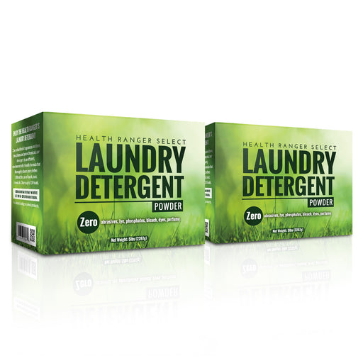 Laundry Detergent Powder 5lbs (2267g) (2-Pack)