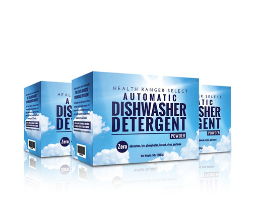 Automatic Dishwasher Detergent Powder 5lbs (2267g) (3-Pack)