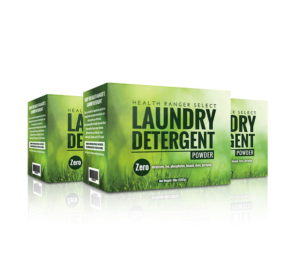 Laundry Detergent Powder 5lbs (2267g) (3-Pack)
