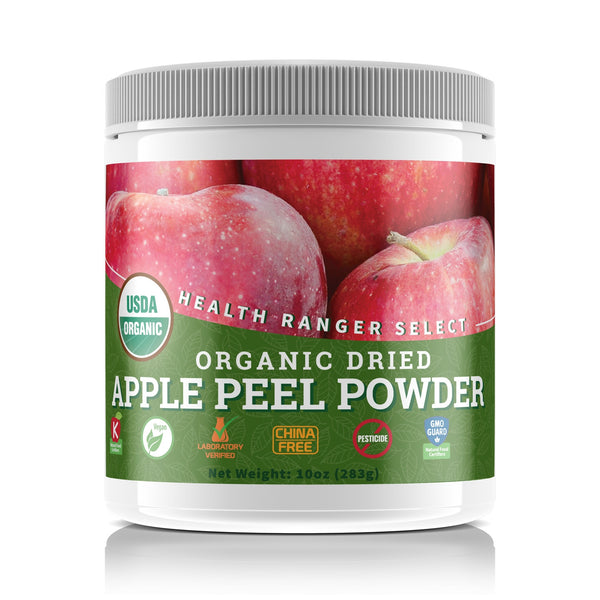 Organic Apple Peel Powder 10oz (283g)