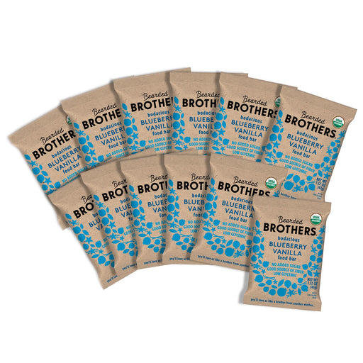 Bodacious Blueberry Energy Bars (12 Pack)