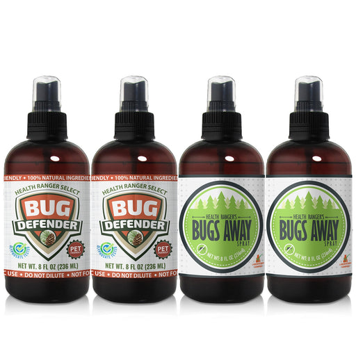 Bugs Away + Bug Defender Combo Pack (2-Pack)