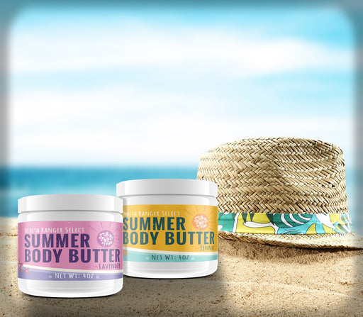 Summer Body Butter Lavender and Fennel (2-Pack)
