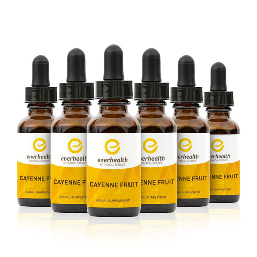 Cayenne Fruit Tincture 2 oz (6-Pack)