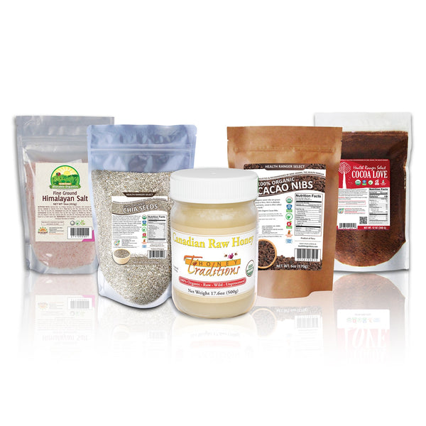 Chocolate Chia Pudding Combo Pack B