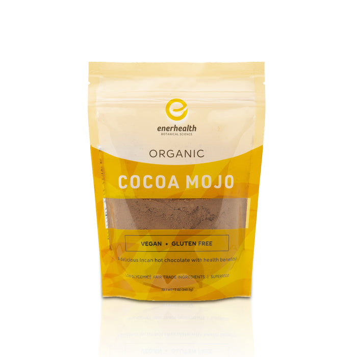 Cocoa Mojo - Organic Cocoa Powder Blend (6-Pack)