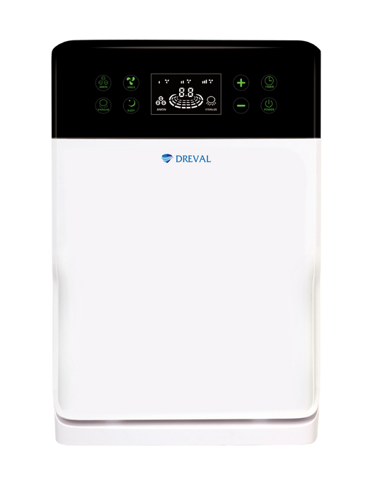 Dreval HEPA 6 Stage Air Purifier D-903