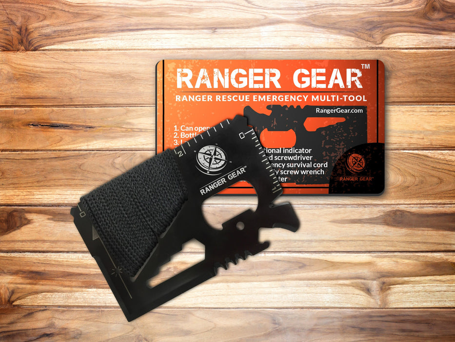 Ultimate Ranger Gear Survival Gift Set