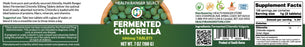 Fermented Chlorella tablets 500mg Tabs 7oz (198g) (3-Pack)