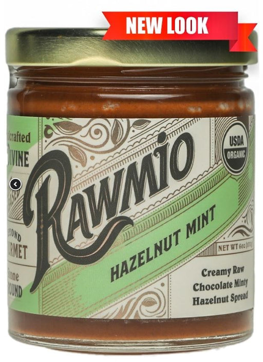 Rawmio Hazelnut Mint 6 oz