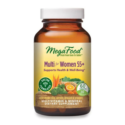 Multi for Women 55+, 60 count