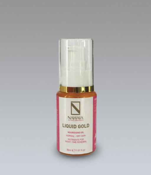 Liquid Gold Nourishing Oil 30ml 1.01 fl oz