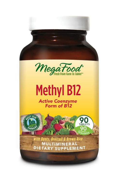 Methyl B12 90 count