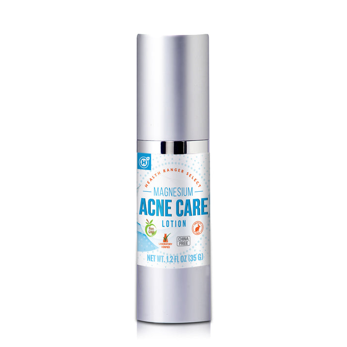 Magnesium Acne Care Lotion 1.2 fl oz (35g)