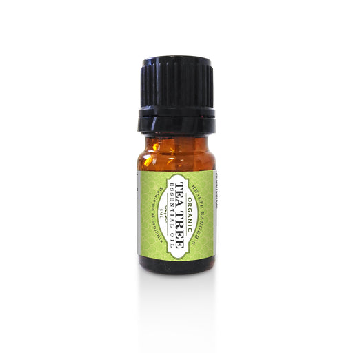 Organic Tea Tree Essential Oil (5ml)