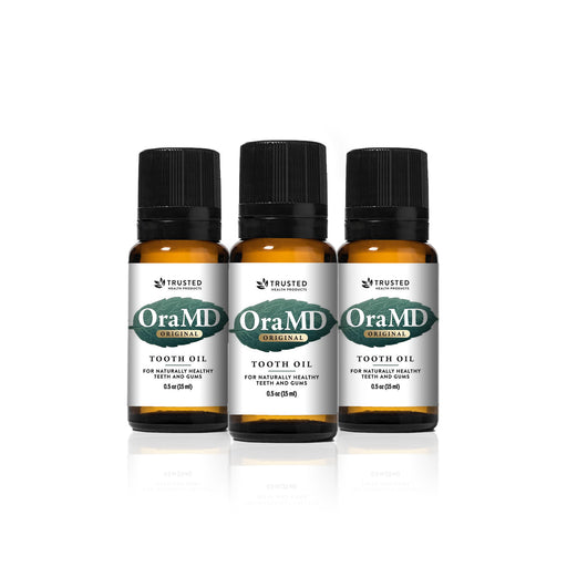 OraMD Original Strength – The Mouth Doctor (15ml) (3-Pack)