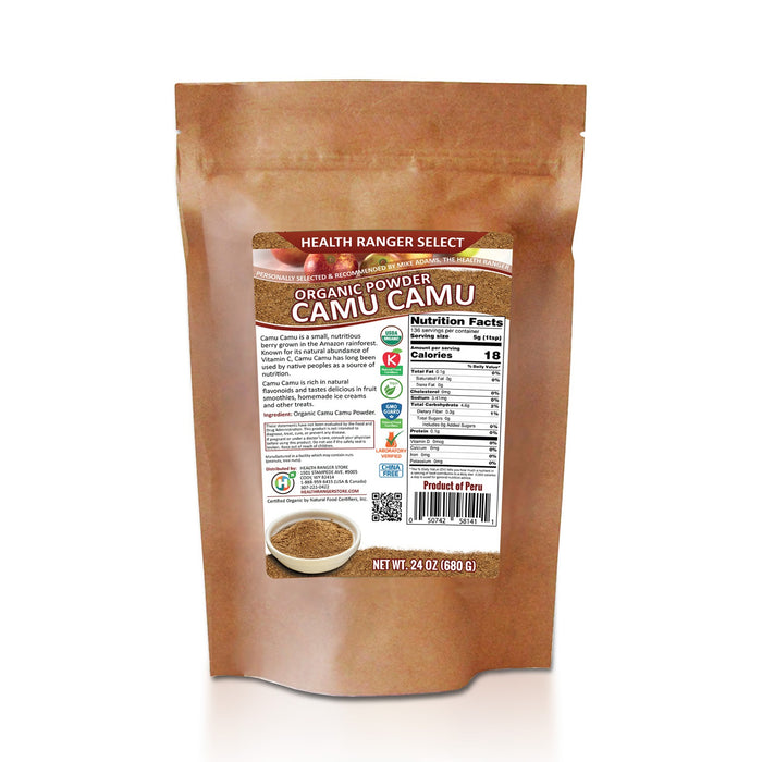 Organic Camu Camu Powder 24oz (680g)