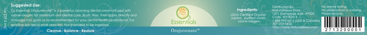 OraJuvenate (1oz)