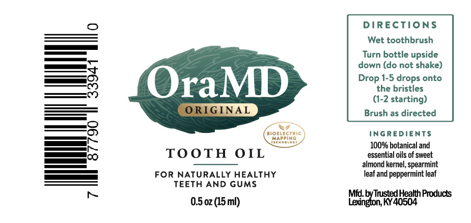 OraMD Original Strength – The Mouth Doctor (15ml)