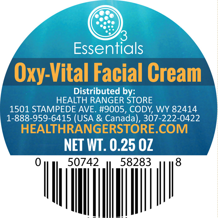 Oxy-vital Facial Cream Sample (0.25oz)