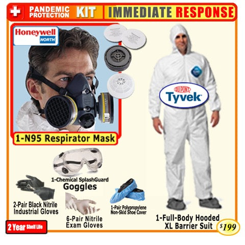 Immediate Response Pandemic Protection Kit