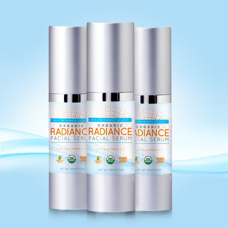 Organic Radiance Facial Serum 30ml (1 fl oz) (3-Pack)