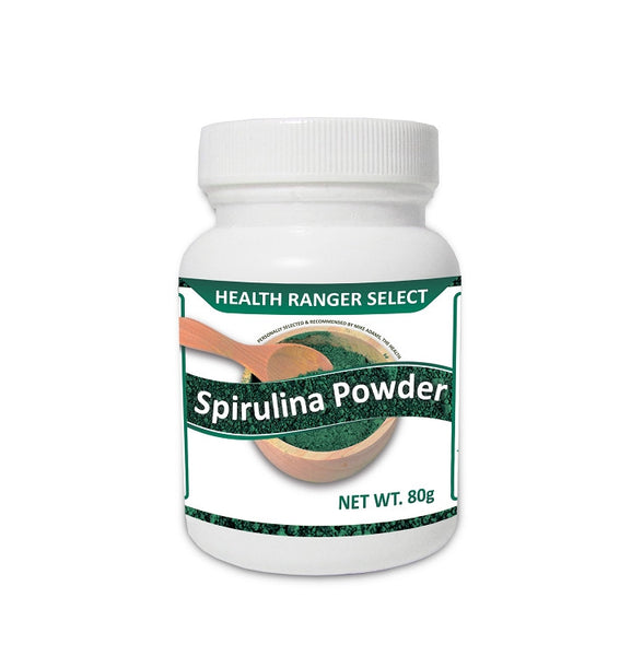 Health Ranger Select Spirulina Powder 80g