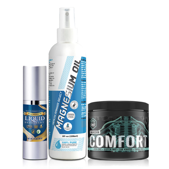 Ultimate Magnesium Combo Pack