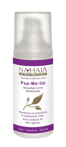 Pep –Me-Up Smoother Lines Moisturiser 30gm