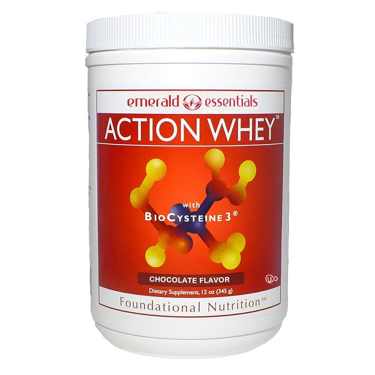 Action Whey™ with BioCysteine3® (Chocolate)