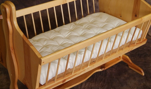 Wool Mattress for Bassinet/Cradle