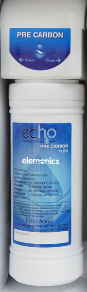 Echo Carbon Block Replacement Cartridge (475 gallons)