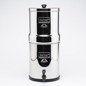 Big Berkey Stainless Steel Water Filtration System with 2 Black Berkey Filters