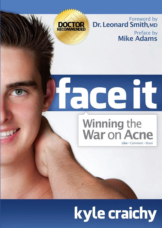 Face It Winning the War on Acne - Book