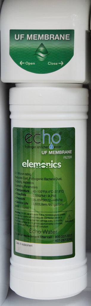 Elemonics Mineral and UF Replacement Cartridge (951 gallons)