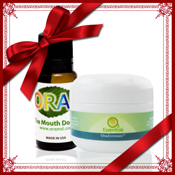 Gift Pack E - OraMD + Orajuvenate (1oz)