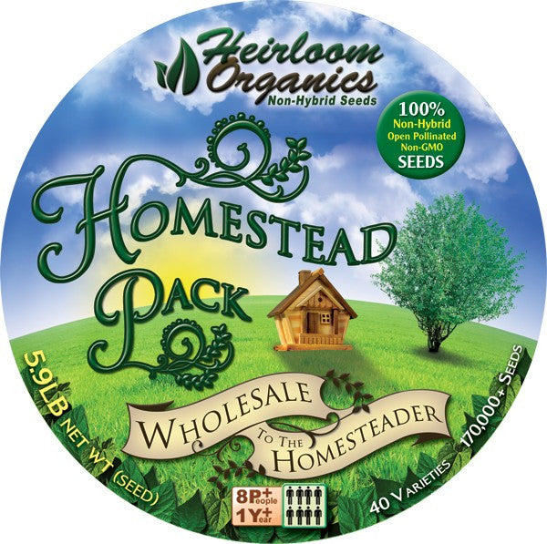 Homestead Pack