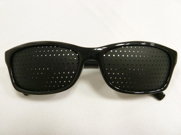 24db482f43 Pinhole glasses - sports style — Health Ranger Store