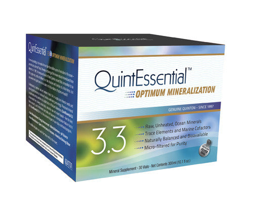 QuintEssential 3.3 Optimum Mineralization, 30 vials