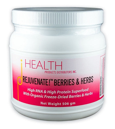 Rejuvenate! Berries & Herbs (506 g)