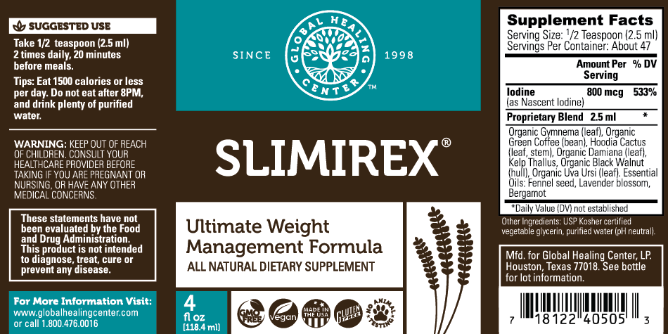 Slimirex Weight Management