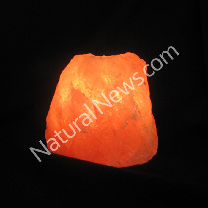 Himalayan Crystal Salt Tea Light NATURAL shape 0.8-1.2kg