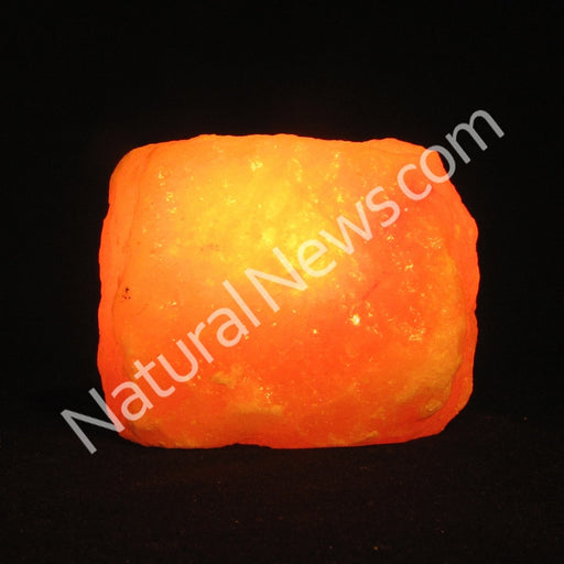 Himalayan Crystal Salt Tea Light NATURAL shape 1.5-2.0kg