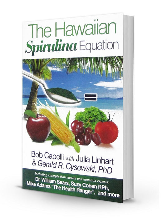 The Hawaiian Spirulina Equation (Book)